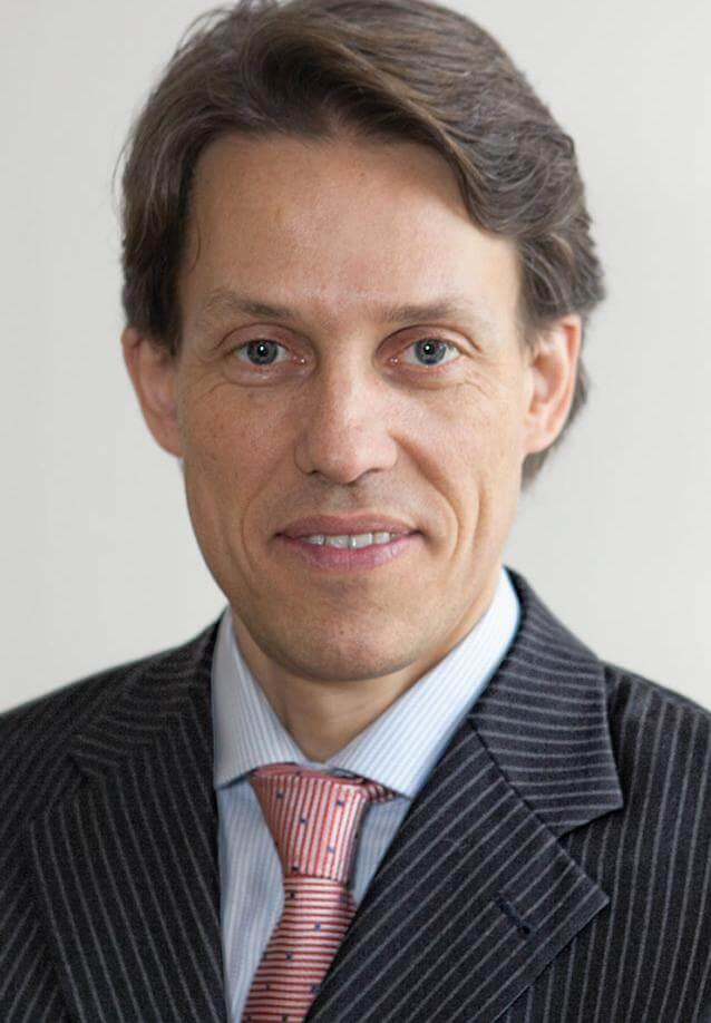 Dkfm. Dr. Martin Beste, Geschäftsführer und Hauptbevollmächtigter der R+V in Österreich