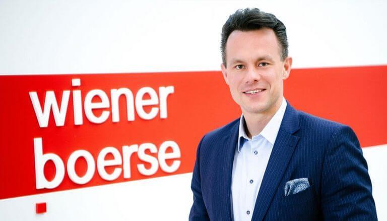 Christoph Boschan, Vorstandsvorsitzender Wiener Börse