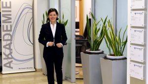 Dr. Barbara Czak-Pobeheim, Geschäftsführerin der Volksbank Akademie