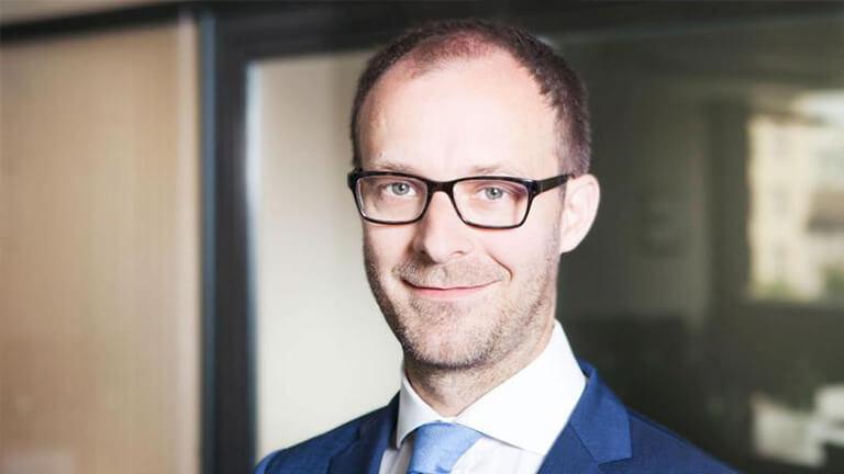 """Mag. Rémi Vrignaud, CEO der Allianz Gruppe Österreich: """"Wir haben unsere Investmentstrategie bereits 2014 gemeinsam mit dem WWF auf Nachhaltigkeit ausgerichtet."""""""