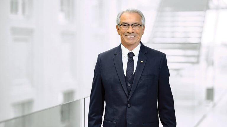 DI Dr. Georg Pölzl, Generaldirektor der Österreichischen Post