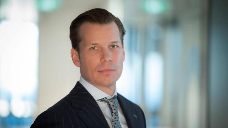 David O'Leary, Vorstandsmitglied der BAWAG Group und ressortverantwortlich für BAWAG P.S.K. Retail & SME