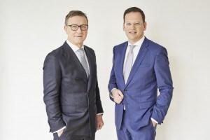 FMA Vorstandsduo Helmut Ettl und Klaus Kumpfmüller