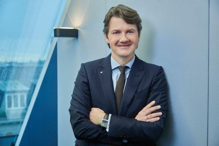 VOLKSBANK WIEN AG Generaldirektor Gerald Fleischmann