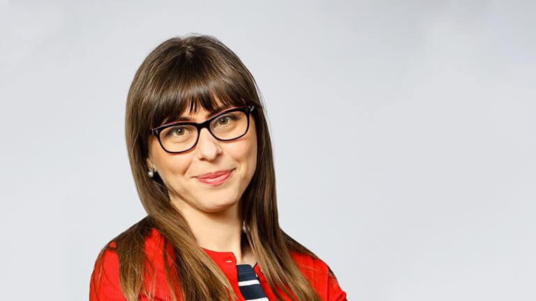 Georgiana Lazar, neue Leiterin des Bereichs Human Capital der UniCredit Bank Austria.