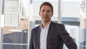 Gerald Gruber, Country Manager von Mastercard in Österreich
