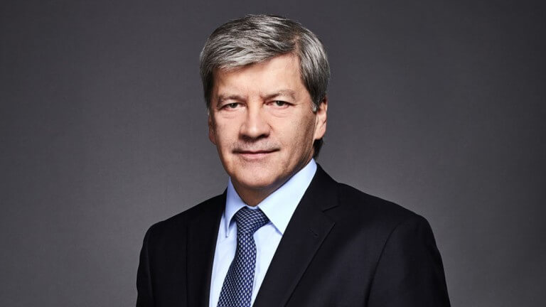 Johann Strobl, Vorstandsvorsitzender Raiffeisenbank International RBI