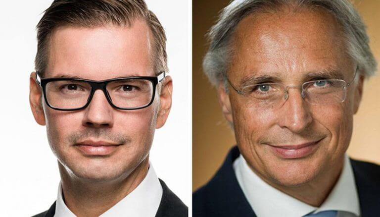 Neu in der Erste Asset Management Geschäftsführung: Peter Karl (Produktmanagement und Retail Sales Österreich) und Wolfgang Traindl (Bereiche Institutional Sales und Internal Audit).