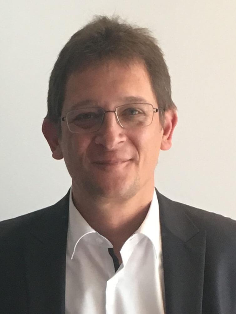 Christof Sperk, Risikomanager Erste Group Bank AG, Gewinner der Verlosung des IMS 2017 Teilnahmetickets in Kooperation mit ForumF.