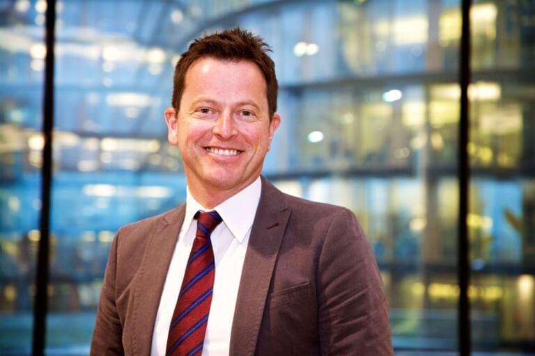 Patrick Götz, Vertriebsvorstand der Intermarket Bank AG, Spezialinstitut der Erste Group und Sparkassen im Bereich Supply-Chain-Finance und EDITEL.
