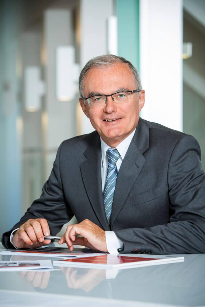 Dr. Norbert Griesmayr, Vorstandsvorsitzender der VAV