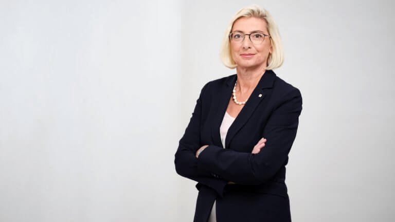 VIG Generaldirektorin Prof. Elisabeth Stadler