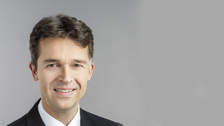 Kurt Möller, Mitglied des Vorstandes von Zurich, verantwortlich für Produktentwicklung und Underwriting