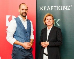 Initiatoren des Payment Festival 2019: Martin Sprengseis-Kogler, mobile pocket, Birgit Kraft-Kinz, KraftKinz GmbH: