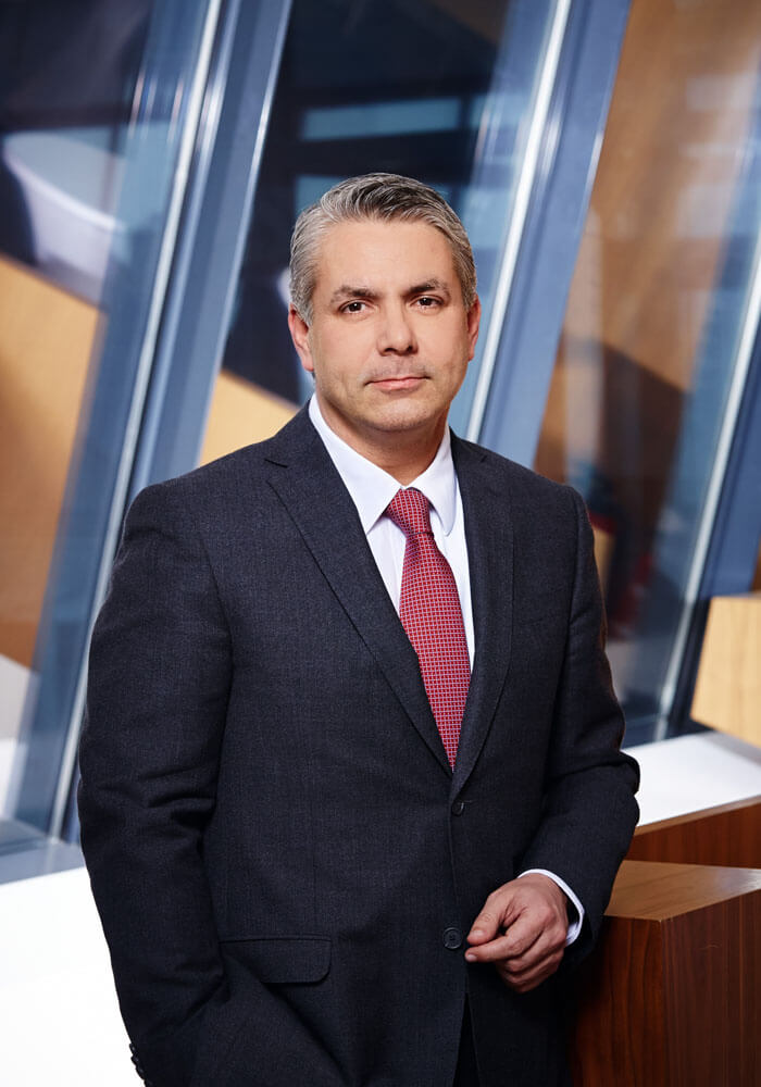 Peter Bosek, Retail-Vorstand in der Erste Group Bank