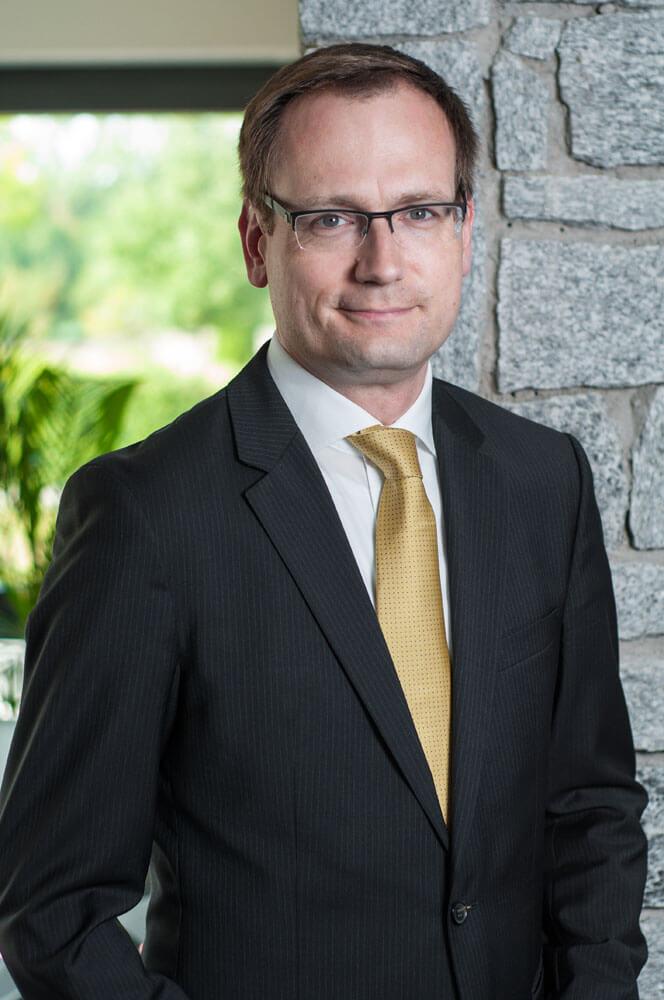 Ralf Hoenicke, Geschäftsführer Diebold Nixdorf Banking Consulting.