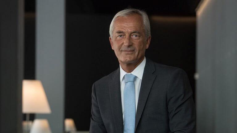 Klaus Pekarek, UNIQA Vorstand und für die Vertriebsmarke Raiffeisen Versicherung verantwortlich.
