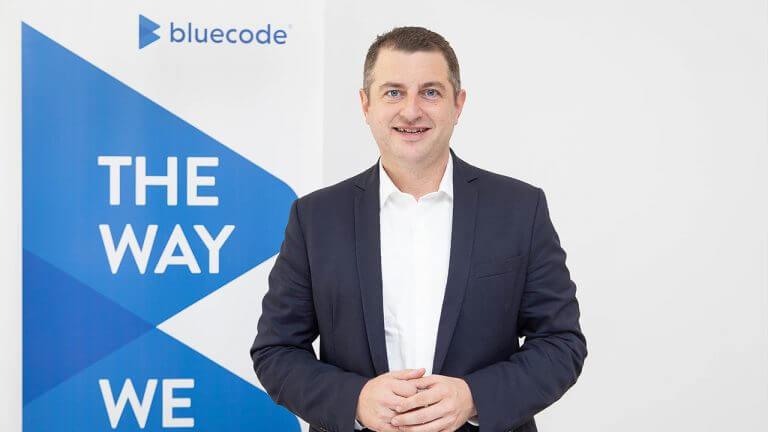 Christian Pirkner, CEO der Blue Code International AG