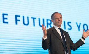 Erste Group CEO Andreas Treichl