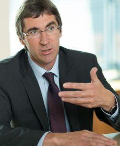 Mag. Franz Portisch, Generalsekretär des Sparkassenverbandes