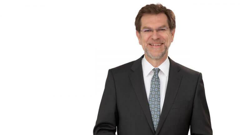 Andreas Zakostelsky, Generaldirektor der VBV-Gruppe und Obmann des Fachverbandes der Pensionskassen in der WKO
