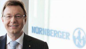 Kurt Molterer, Vorsitzender des Vorstandes der NÜRNBERGER Versicherung AG in Österreich.