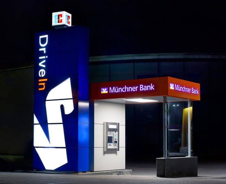 Münchner Bank - Drive-Up