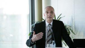 Manfred Rapf, Generaldirektor der s Versicherung