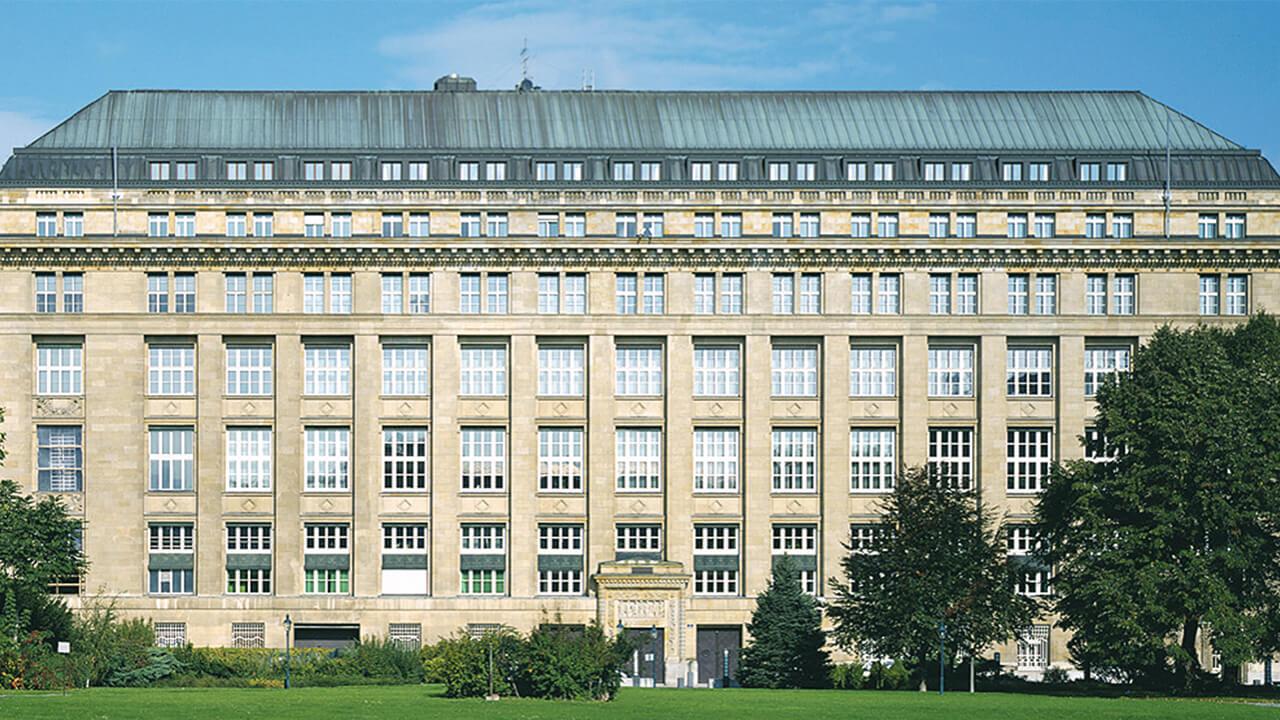 Gebäude der Oesterreichischen Nationalbank