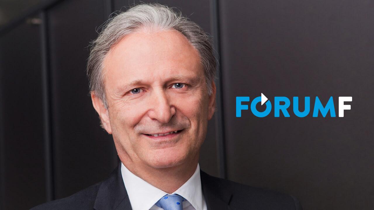 ForumF-Herausgeber Peter Neubauer