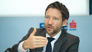Thomas Schaufler, Privatkundenvorstand der Erste Bank
