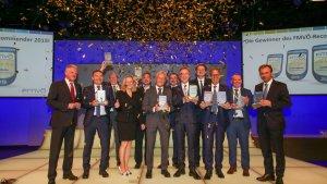 Die Gewinner des FMVÖ-Recommender-Awards 2019