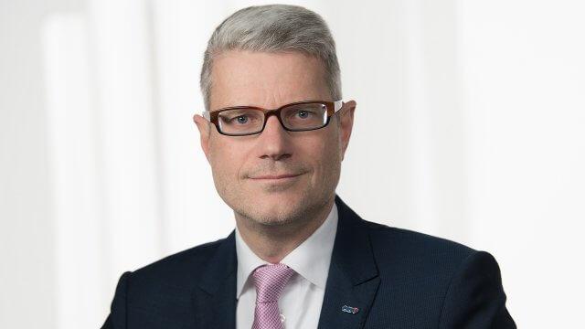 Der ÖBV-Vorstandsvorsitzende Josef Trawöger