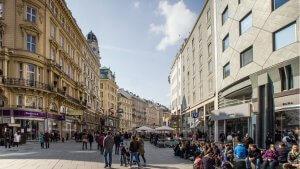 Wiener Einkaufsstraße