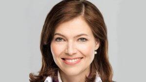 Andrea Stürmer, Vorsitzende des Vorstandes von Zurich Österreich