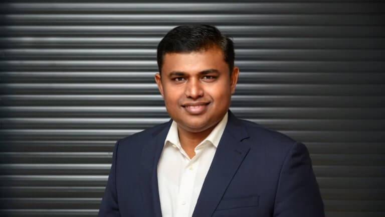 GaneshKumar Krishnamoorthi, Interims-CEO Austrian Anadi Bank