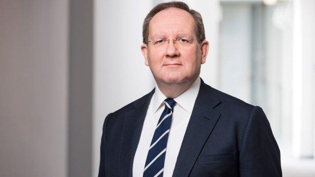 Felix Hufeld, Präsident BaFin
