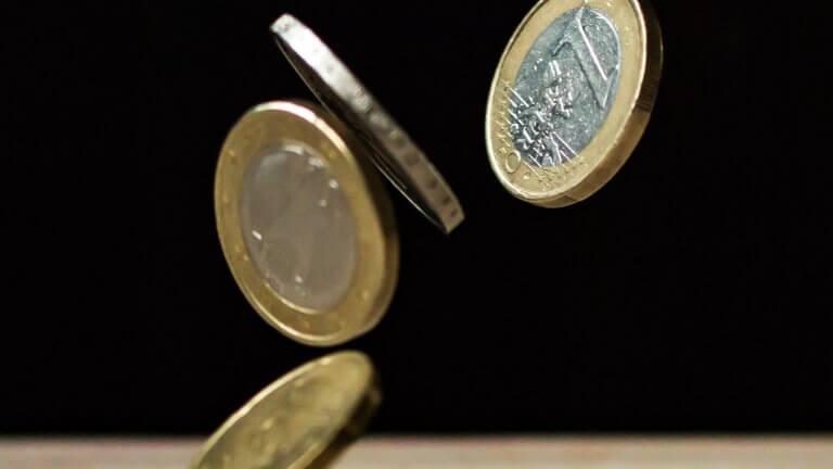 Geld Münzen