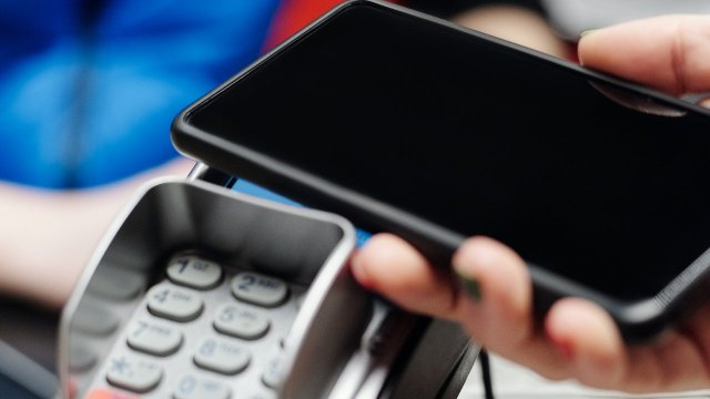 Kontaktlos Bezahlen Smartphone