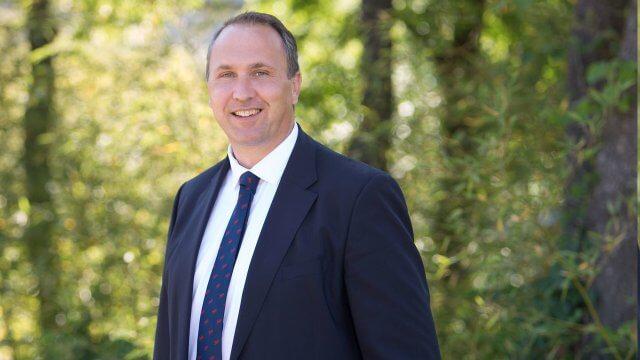 Dr. Peter Ludwig, Bereichsleiter Vertrieb und Marketing der BONUS Gruppe