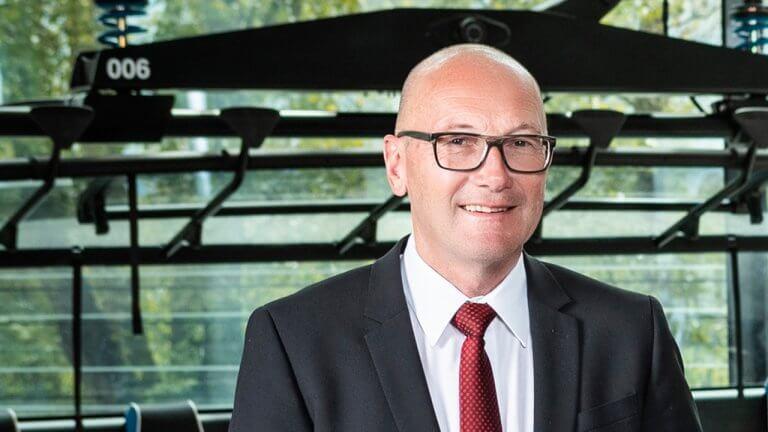 Hanno Ulmer, Aufsichtsratsvorsitzender BTV