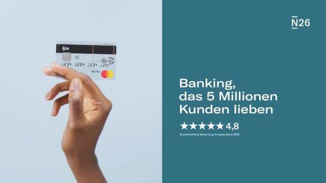 Banking, das 5 Millionen Kunden lieben