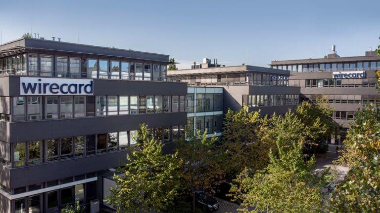 Die Firmenzentrale von Wirecard.