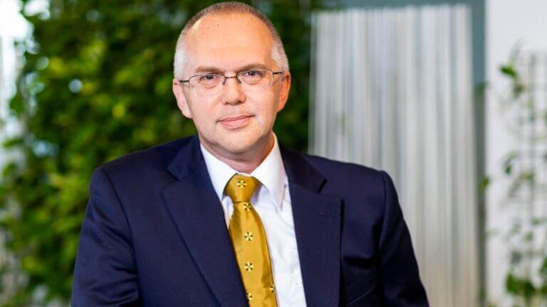 Christian Kubitschek, Vorstandsvorsitzender (CEO) der Austrian Anadi Bank AG
