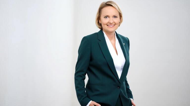 Liane Hirner, Vorstandsmitglied, Chief Financial Officer bei der Vienna Insurance Group