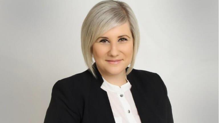 Bettina Jaksch-Fasthuber, Marketingleiterin Raiffeisenbank Gunskirchen