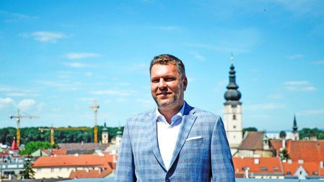 Roman Ehritz, Geschäftsführer HYPO NOE Real Consult GmbH
