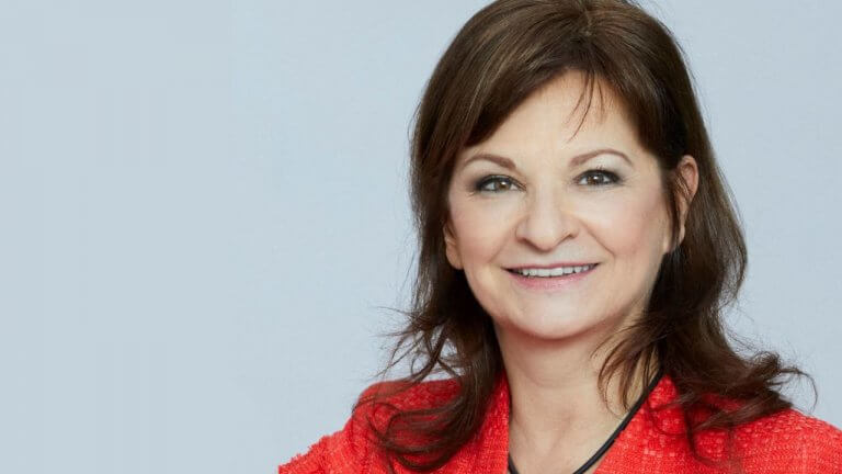 Generaldirektorin Susanne Riess, Vorstandsvorsitzende der Bausparkasse Wüstenrot AG