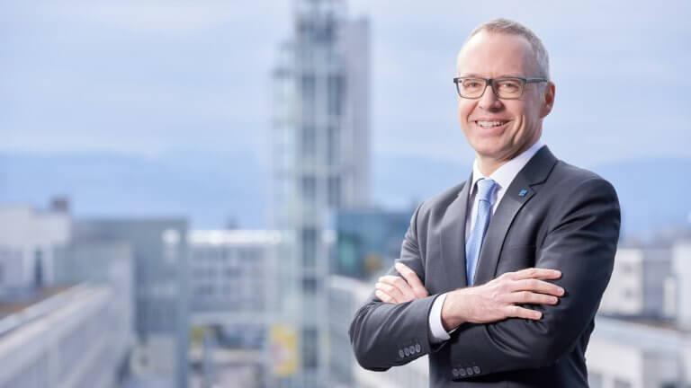 Wolfgang Viehauser, Vorstandssprecher HYPO NOE