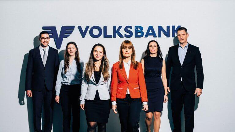 Authentisches Employer Branding: Volksbank setzt auf Mitarbeiter als Markenbotschafter